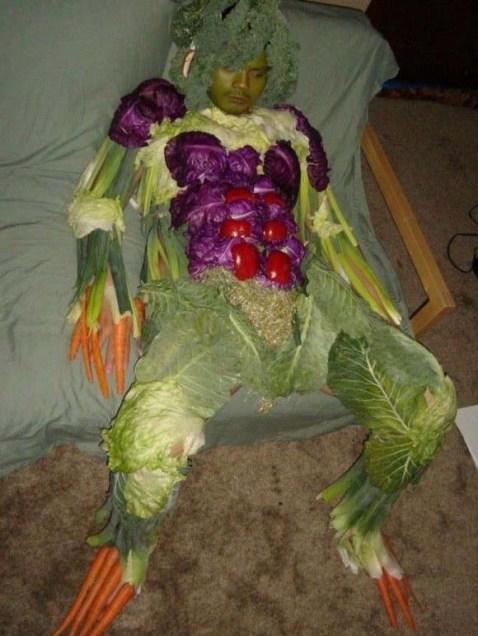Vegetable-Man